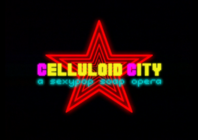 Affiche Celluloid City