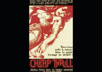 Cheap Thrill_affiche_site